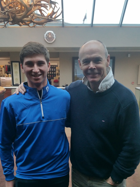 Meeting Sir Clive Woodward